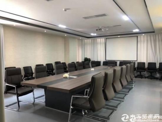 深圳宝安大道碧桂园精装修写字楼1800平大小可分