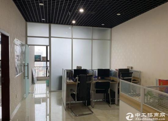 第九空间大厦龙泉政务中心旁116平精装修办公