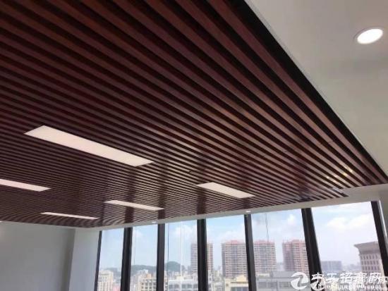 深圳宝安精装办公室出租20平至500平可注册备案物业直租
