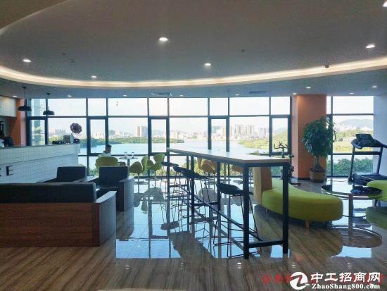 深圳后瑞地铁口180平米办公室招租