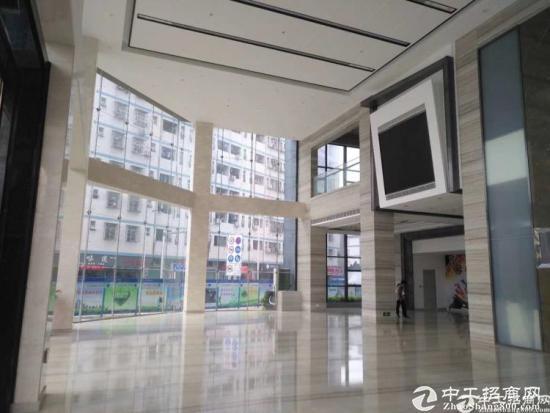 碧海湾地铁口新出楼上550平米精装写字楼招租