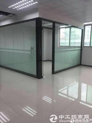 横岗新处写字楼796平方价格40元每平米,永湖地铁站旁边