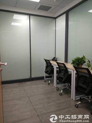 福田华强北小办公室仓库配红本、租赁合同拎包办公