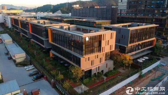 花样年做总部高新产业办公层高6米可做复式写字楼
