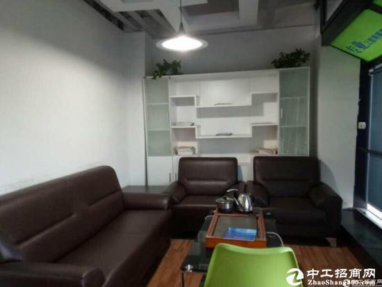 横岗地铁附近280平精装修办公室出租低至50元