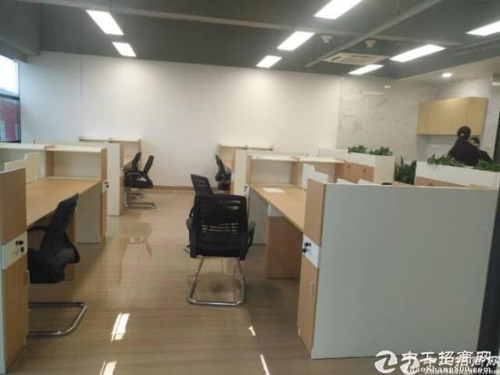 龙城广场地铁附近286平精装修办公室出租低至50元