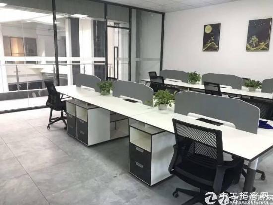 龙华区民治50平-3000平写字楼出租38元起