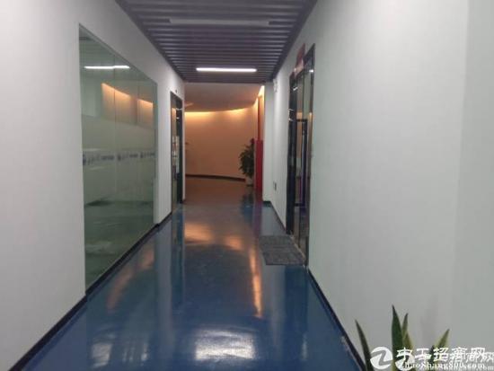 平湖华南城写字楼149平米起租有装修业主招租