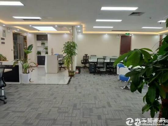 福永彤鑫科技大厦纯写字楼特价大放租125平米