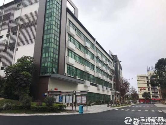 龙华高新园区独栋12800平招租(带红本)