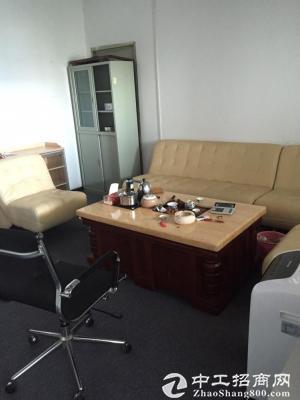 固戍地铁站精装办公室38平不带隔间特价40出租