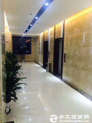 龙岗爱联地铁站260米处精装50平-200平写字楼出租