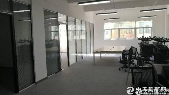 横岗大运软件小镇150平精装修办 公室出租
