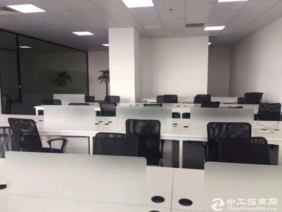 地铁2号线500米张江矽岸国际精装修写字楼3.9元图片1
