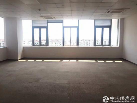 地铁2号线500米张江矽岸国际精装修写字楼3.9元图片4
