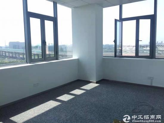 地铁2号线500米张江矽岸国际精装修写字楼3.9元图片3