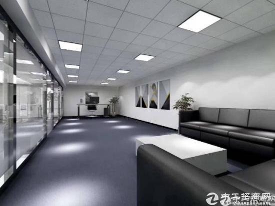 龙岗区广弘产业园400-5000平任意分租 大小自由组合