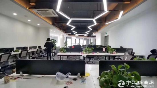 《山河企业大厦》300平精装带家具,拎包入住。商务环境优越图片2
