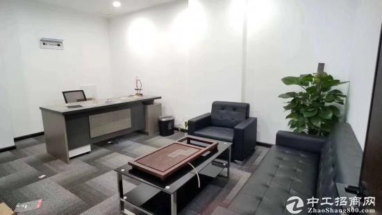 《山河企业大厦》300平精装带家具,拎包入住。商务环境优越图片3