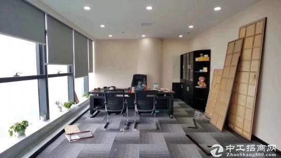 《山河企业大厦》300平精装带家具,拎包入住。商务环境优越图片4