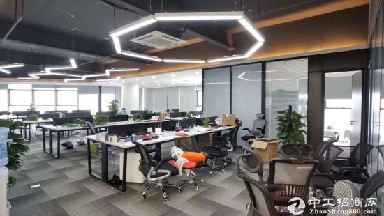 《山河企业大厦》300平精装带家具,拎包入住。商务环境优越图片6
