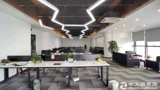 《山河企业大厦》300平精装带家具,拎包入住。商务环境优越图片7