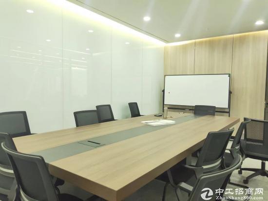 《山河企业大厦》210平精装带家具,拎包入住。商务环境优越图片2