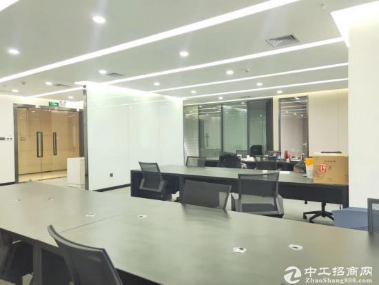 《山河企业大厦》210平精装带家具,拎包入住。商务环境优越图片6