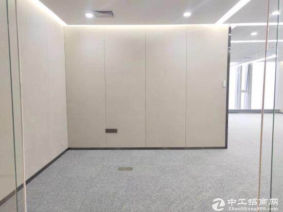《山河企业大厦》210平精装带家具,拎包入住。商务环境优越图片8