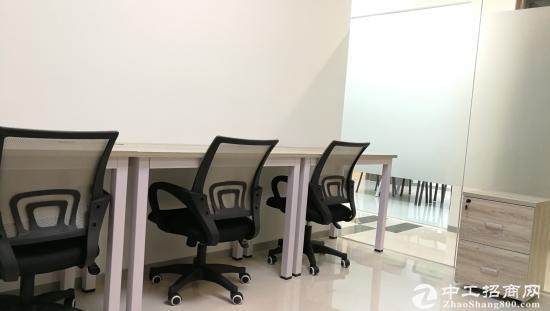 南海天安数码城精装小面积服务式办公室