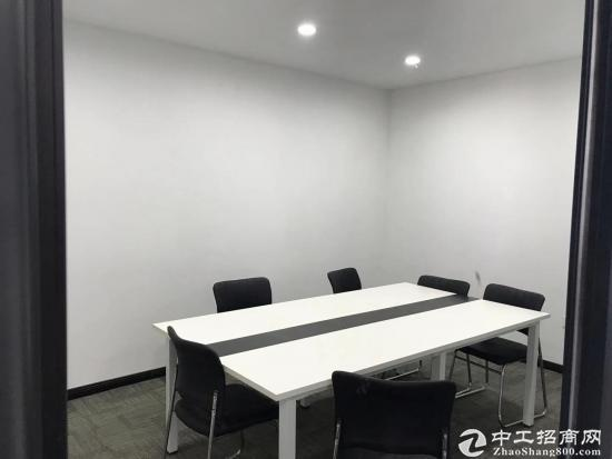 《汉街总部国际》199平精装带家具,高区办公视野开阔,拎包入住。图片2