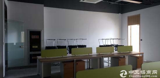 出租栖霞区江苏生命科技创新园写字楼(可直接拎包办公)