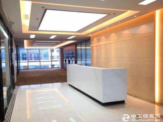 武汉606中心旁《绿地楚峰》500平精装带家具,拎包入住,一线江景图片4