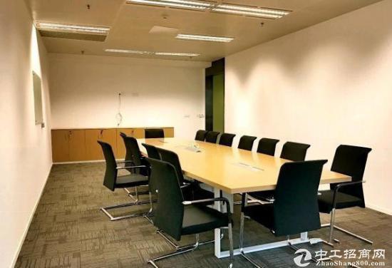 武汉606中心旁《绿地楚峰》500平精装带家具,拎包入住,一线江景图片6