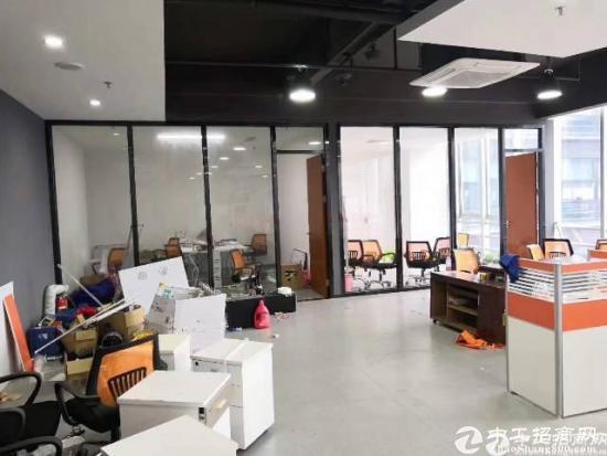 龙岗地铁站精装50-200平小户型写字楼火爆招租