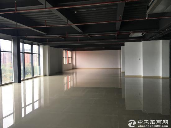 宝安固戍地铁口附近全新精装写字楼招租