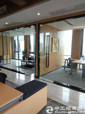 横岗地铁附近380平精装修办公室出租低至40元图片4
