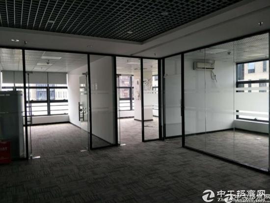 西丽地铁口130平米精装修写字楼招租