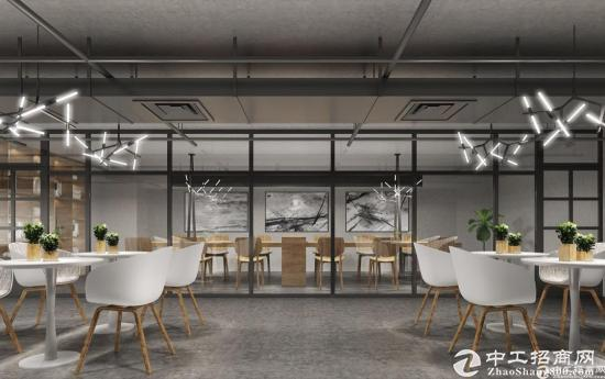 龙岗中心大型写字楼1500平带精装修出租