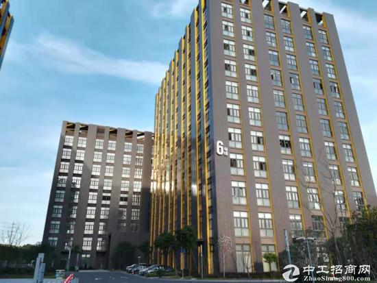 上海金领谷科技产业园 毗邻紫竹科学园 办公研发氛围好