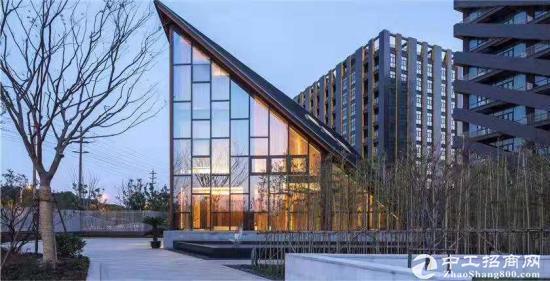 上海金领谷科技园 毗邻紫竹科学园 办公研发氛围好