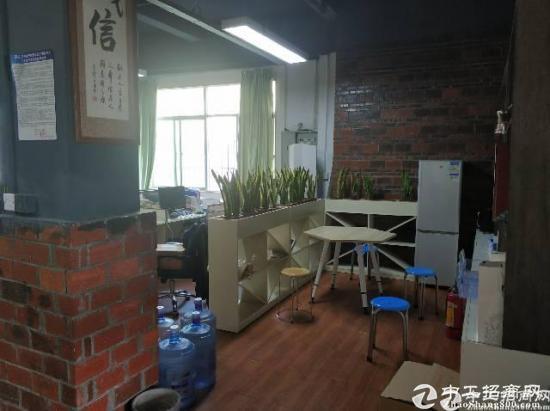 横岗地铁站文化产业园新出办公室500平出租