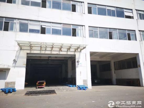 申江路旁创意园底楼1000平可搭层大车进出方便