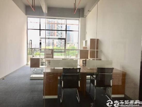 观澜新出楼上标准厂房办公室出租80/120/195平方招租
