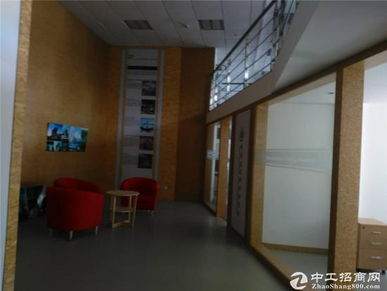 浦东张江纯写字楼华金资产大楼850平租金4.5元图片1