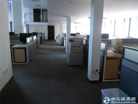 浦东张江纯写字楼华金资产大楼850平租金4.5元图片4