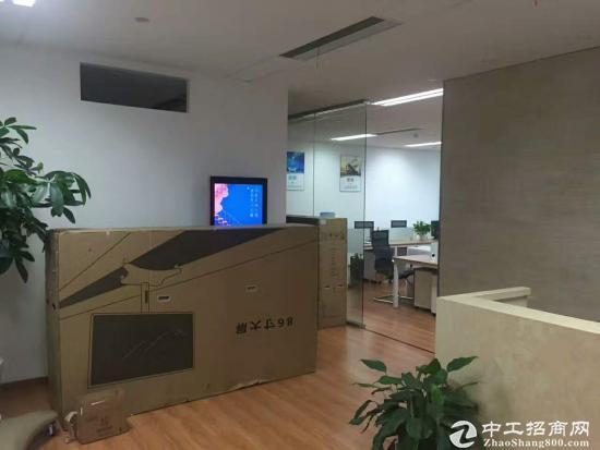 浦东张江纯写字楼2号线地铁出口长泰广场出租图片1