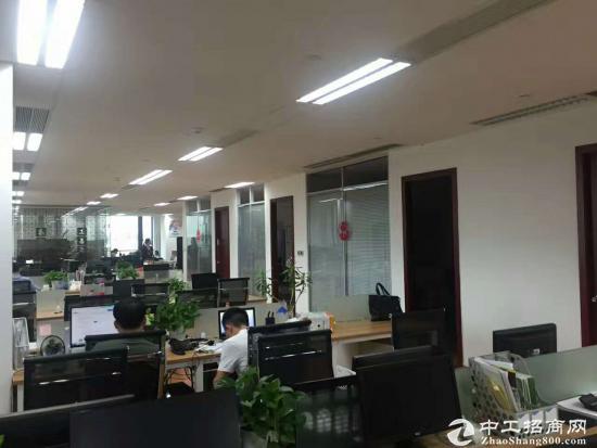 浦东张江纯写字楼2号线地铁出口长泰广场出租图片2