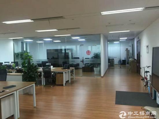 浦东张江纯写字楼2号线地铁出口长泰广场出租图片3