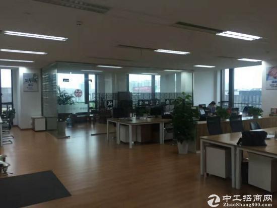 浦东张江纯写字楼2号线地铁出口长泰广场出租图片4